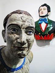 Figure Heads - Bude Museum