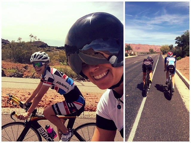 Ironman St. George bike course