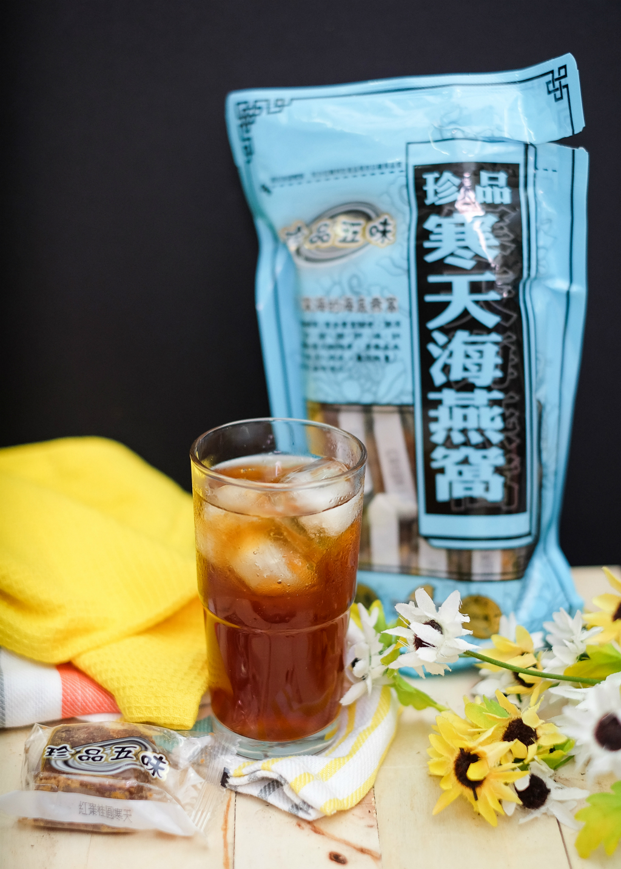 Taiwan Tea Cubes: Longan Sea Birdnest