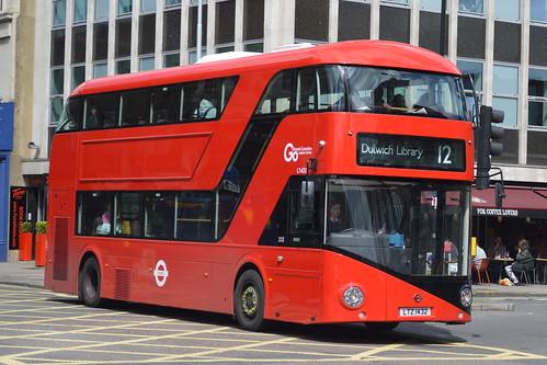 Go-Ahead London New Routemaster LT 432 (LTZ 1432)