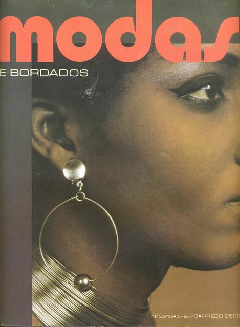 Modas e Bordados, No. 3213, Setembro 5 1973 - capa