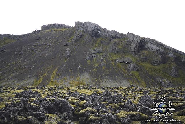 ISLANDIA - Fagradalsfjall