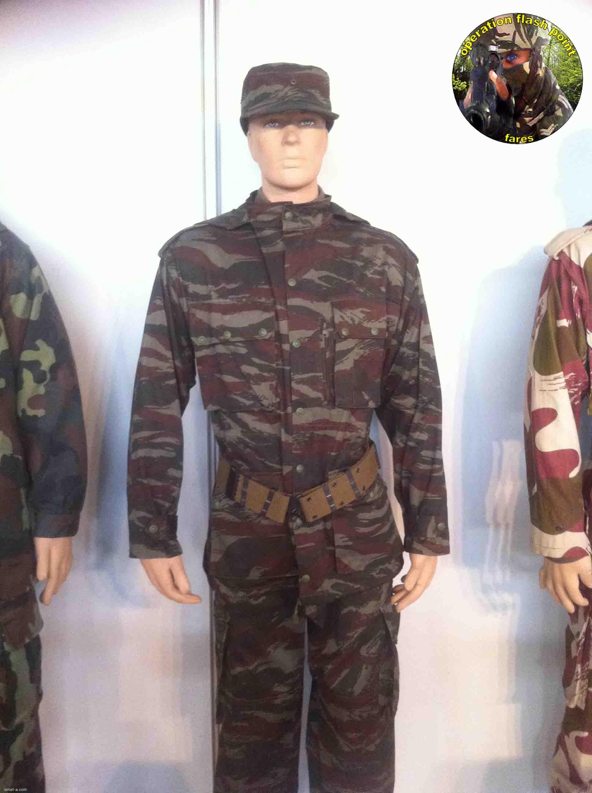 البذلات الجيش الوطني الشعبي الجزائري [ ANP / GN / DGSN / Douanes ]  - صفحة 4 27335485134_344f50d8c6_o