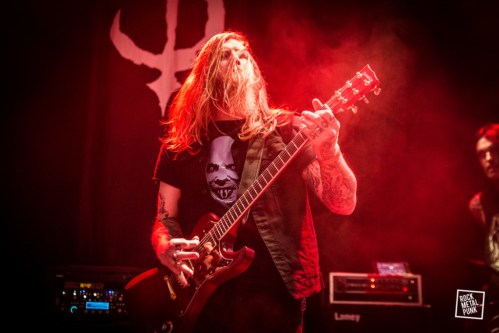 DevilDriver // Shot by Jurriaan Hodzelmans
