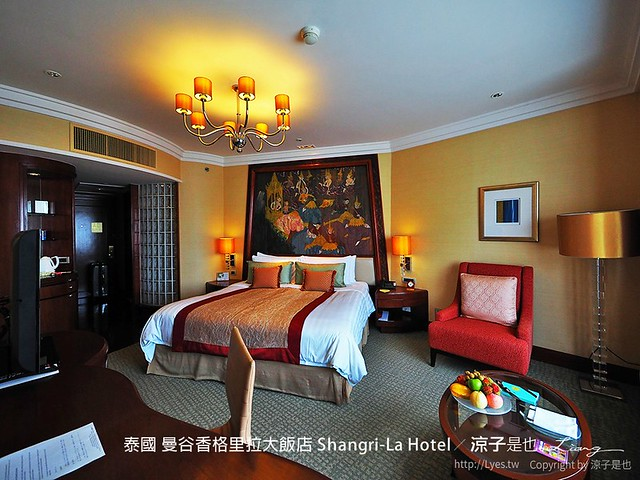 泰國 曼谷香格里拉大飯店 Shangri-La Hotel 22