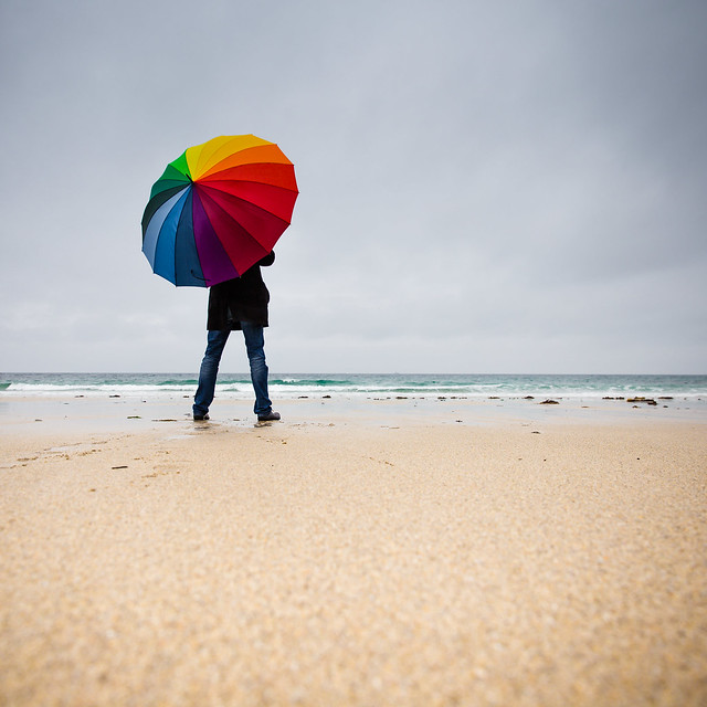 Thinking on the rain...