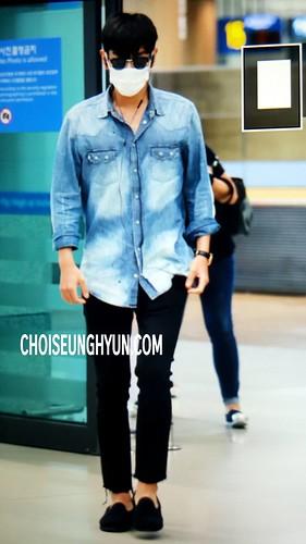 BIGBANG arrival Seoul ICN from Macau 2016-09-05 (22)