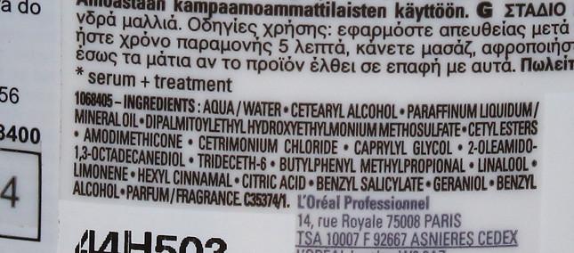Resenha: Fiberceutic Loreal - máscara e ampola- O botox Capilar