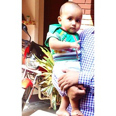 11 month year old Affan 😍
