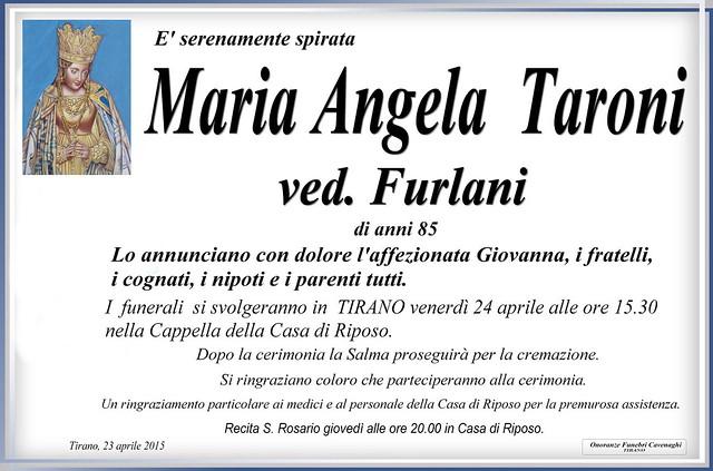 Taroni Maria Angela