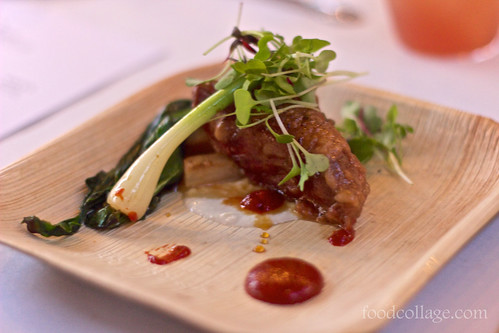El Jefe de Malay-Crispy Fried Duck