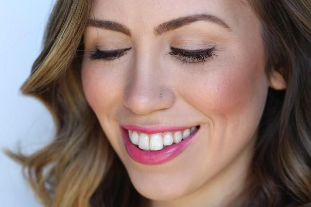 Recreating Sarah Hyland's Kids Choice Awards Makeup | #LivingAfterMidnite