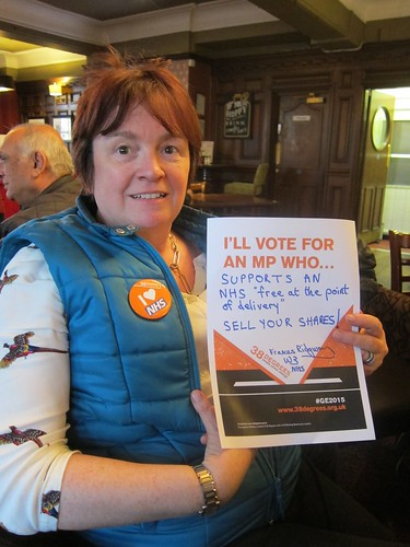 38 Degrees members in Ealing, West London share their election priorities