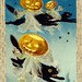 "Pumpkin Ghosts postcard (""Mr. Topping""?) by tallow65"