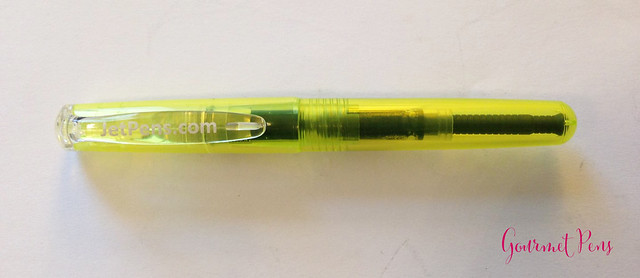 Review @JetPens Chibi Mini Fountain Pen (2)