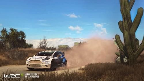WRC 5 Ford Fiesta 2