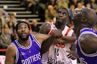 Basket, PB86 J29 :Aix Maurienne - Poitiers  (2014-2015)