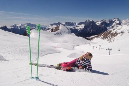 SNOW tour 2014/15: Val di Fassa – privátní dubnové sjezdovky