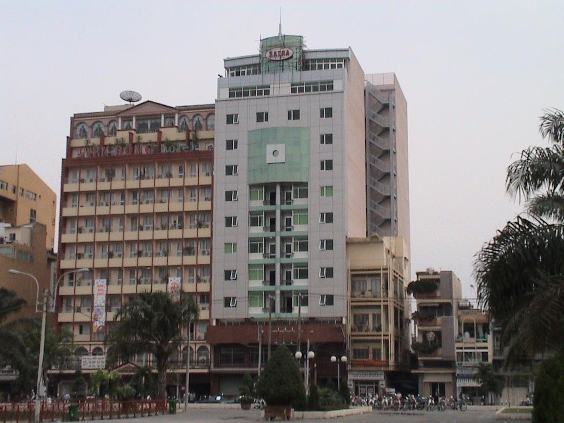 Dự án bất động sản Satra Building