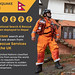 Infographic FactCard - UKISAR in earthquake-hit Nepal by DFID - UK Department for International Development