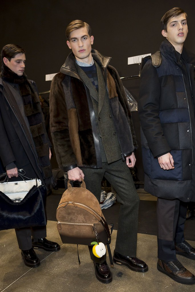 FW15 Milan Fendi239_Luke Powell, Jason Anthony, Albert Razumov(fashionising.com)