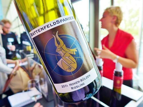 Battenfeld Spanier Hohen Suelzen Riesling 2014