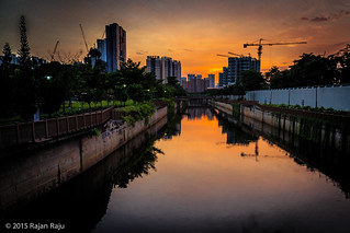 Alexandra Linear Canal, Singapore