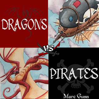 Dragons vs. Pirates Album Cover