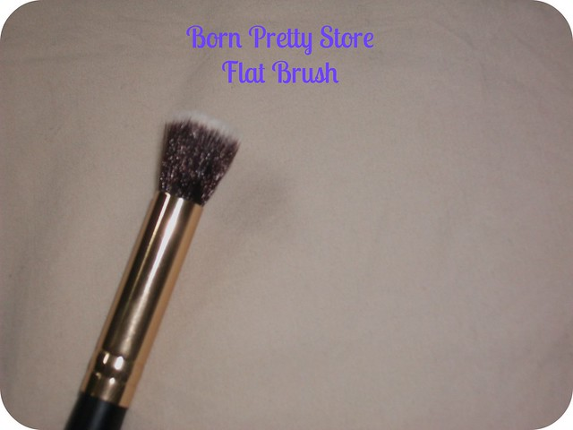 BPS Flat Brush