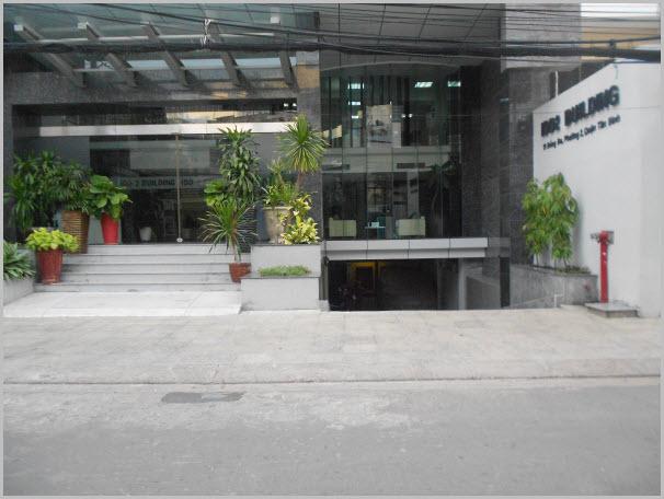 Dự án bất động sản IDD2 Building