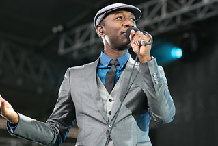 Aloe Blacc at Soulfest Melbourne 2014