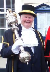 Dave Young Hedon Mace Bearer