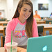 Nursing student Shelby Gorbet reviews for her Anatomy and Physiology II final exam.