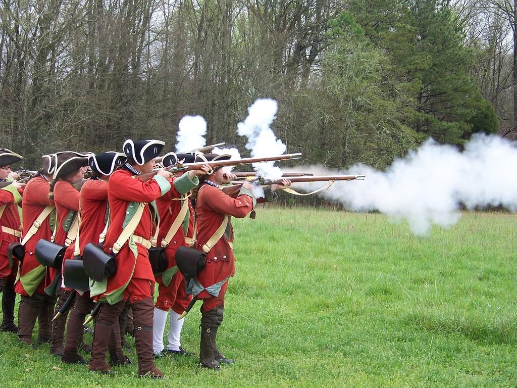 firing demo