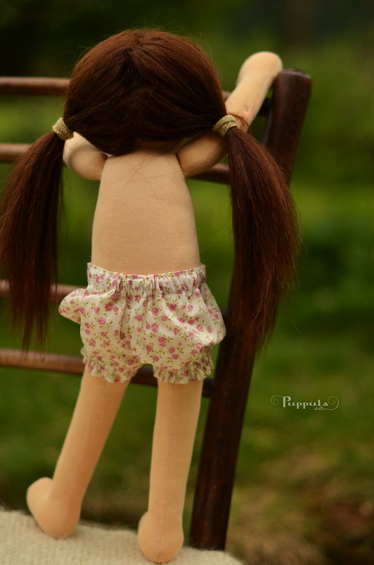Olga,  17/18 inch Puppula doll