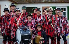 Datchet Morris Men - Runnymede England - 1 May 2015