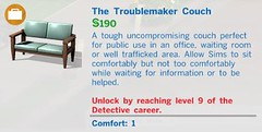 The Troublemaker Couch
