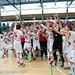 Deutsche Meisterschaft 2015 - UHC Sparkasse Weißenfels - Red Devils Wernigerode - 17.05.2015