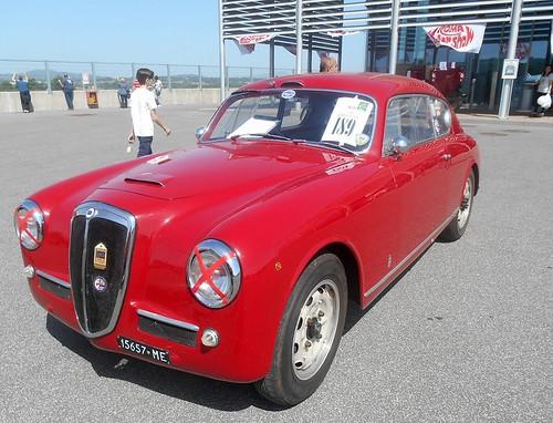 014 Lancia Aurelia B20 GT 1953