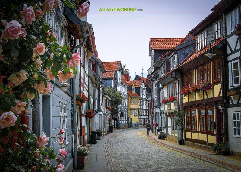 Ciudades alemanas no dañadas segunda guerra mundial