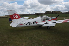 G-BFAK MS892A Popham