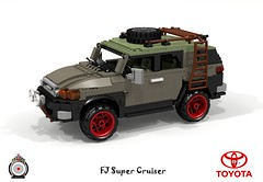 FJ Super Cruiser