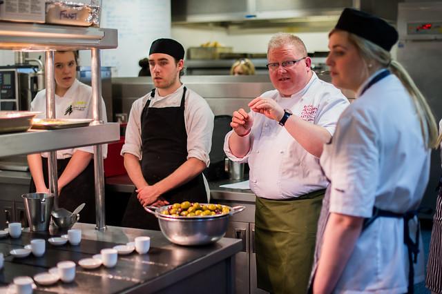 Paul Askew - Guest Chef Dinner