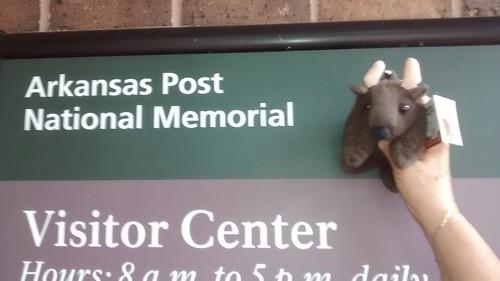 Arkansas post national memorial