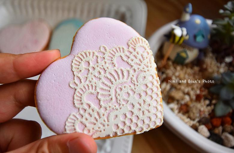 彰化和美DeerHer手工餅乾喜餅不限時插座咖啡甜點19