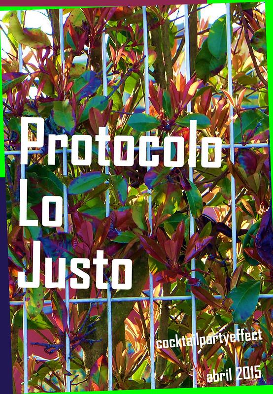 """""""Protocolo Lo Justo"""""""