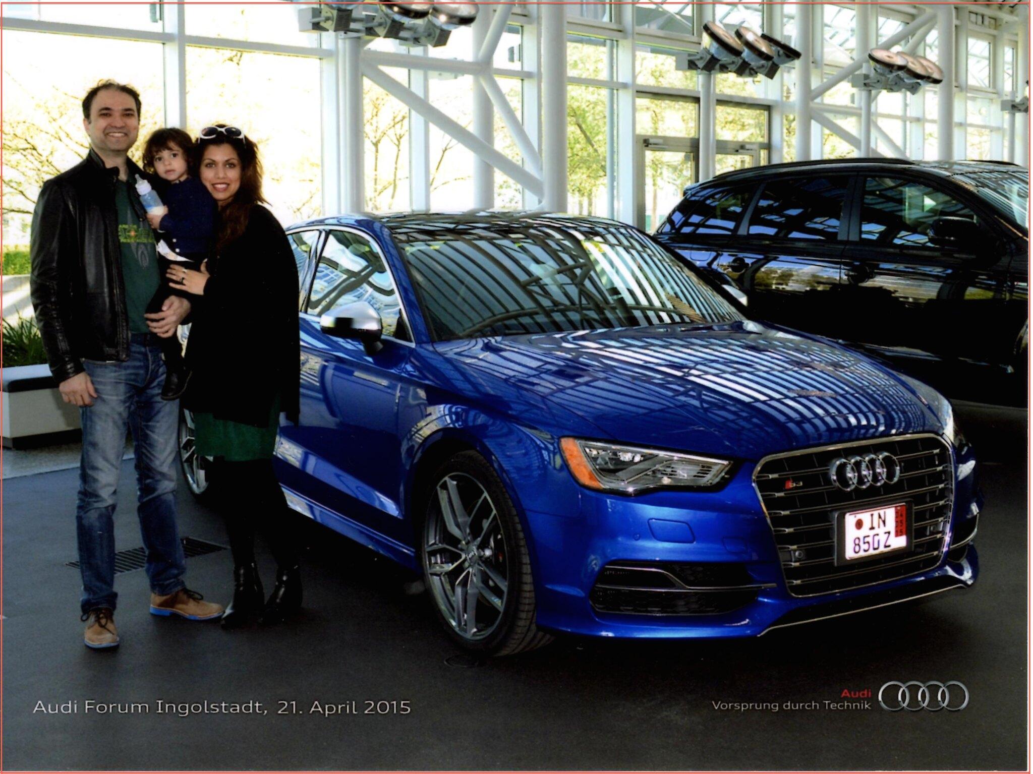 Audi European Delivery >> Vwvortex Com 2015 Audi S3 European Delivery Experience