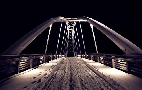 Bridge of Kirjurinluoto