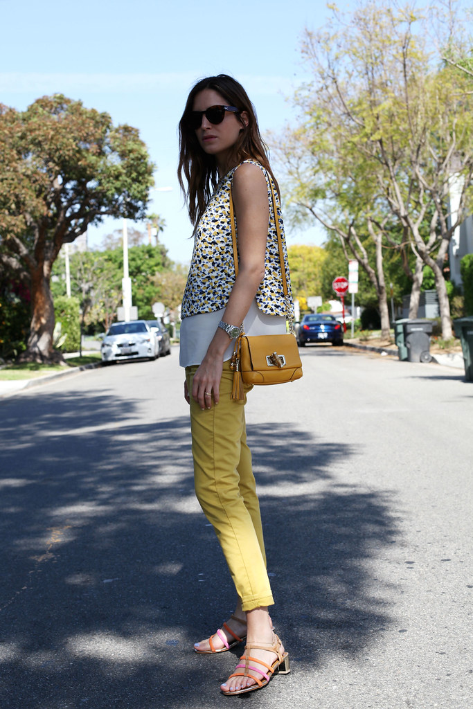 Look of the Day.429: L.A errands