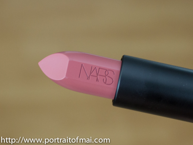 nars audacious lipstick in anita and anna (1 of 3)